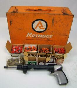 Olin Ramset Fastening System Powder Actuated Tool 4160 Mk Ii Accessories