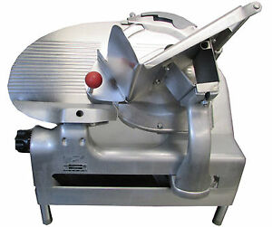 Commercial Berkel 919 Automatic Or Manual Deli Meat Cheese Slicer
