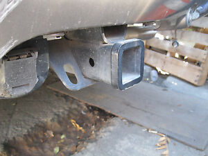Cadillac Escalade Rear Trailer Hitch 2002 Used