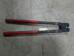Mip 1152 1 2 Sealer For Steel Strapping 023 031 Tool