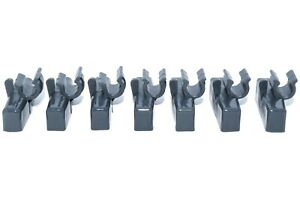 Set Of 7 Suzuki Jimny Vitara Sidekick Soft Top Clips Free Postage Worldwide