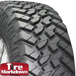 4 New Nitto Trail Grappler Mud Lt295 70 18 R18 70r Tires Lre