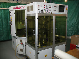 Hanky Cd 5000 ve Screen Printing Machine For Cd Dvd Printing