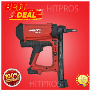 Hilti Gx 2 Gas actuated Tool Brand New Free Hilti Hat Fast Shipping