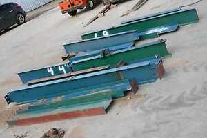 American Wide Flange Structural I beams W10x12 Size 80 Linear Feet Of Beams