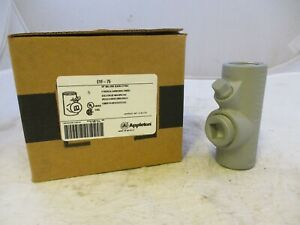 Appleton Eyf75 3 4 Explosion Proof Seal Off Eys Crouse Hinds