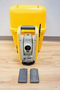 Trimble S6 Robotic Total Station 3 Sec Dr Plus Only S3 S5 S7 S8 Sps930