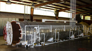 Autoclave 5 X 40 Double Door