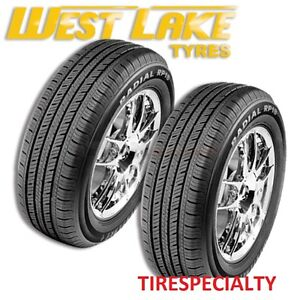 2 New Westlake Rp18 Touring 215 70r15 95h Sl Tl All Season Performance Tires