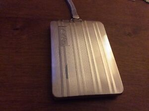 Elgin American Sterling Silver Dance Purse Engraved All Matching Serial Numbers