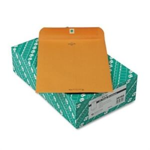Clasp Envelope Recycled 9 X 12 28lb Light Brown 100 box 2 Pack