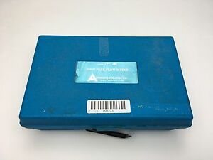 Armstrong Industries Wright Peak Flow Meter Pf 286