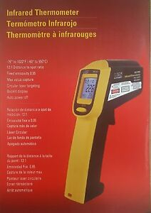 Uei Infrared Thermometer Inf165c