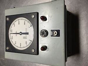 Pneumercator E 14 1 Diesel Gauge And Control With Alarm