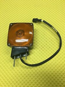 Oe Ford Truck Part Signal Marker Amber Flasher Lamp Assembly F7ht 13369 g 901c