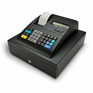 Royal 210dx Black Cash Register brand New free Shipping