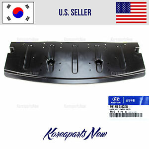Cover Engine Under Front genuine 291202m300 Hyundai Genesis Coupe 2013 2017