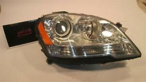2010 Mercedes benz Ml550 Headlight Passenger Right Head Lamp Light 1648208161