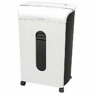 Goecolife 16 sheet Micro cut Commercial Grade Shredder White