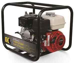 Be Pressure 2 Gas Water Semi trash Pump 6 5 Hp Honda Gx200 Tp 2065ht