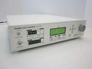 New Focus Tlb 6700 Tunable Laser Controller Tlb 6700 ln Sn 10020