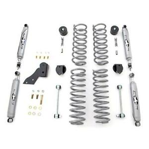 Rubicon Express 2 5 Lift Kit 07 17 Jeep Wrangler 4 Door Unlimited Re7141t