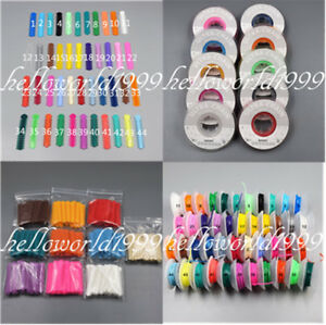 10 Pks Dental Orthodontic Ligature Ties 10 Roll Power Chain Short 44 Choose