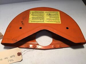 42237008110 Genuine Stihl Cutoff Saw 12 Blade Guard Ts 350 360 400 460 510 760