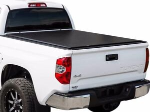 Access Vanish Tonneau Truck Bed Cover 2016 2019 Toyota Tacoma 6 Ft