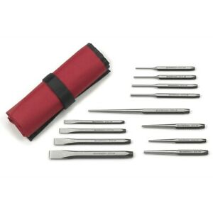 12 Piece Punch And Chisel Set Kdt82305 Brand New