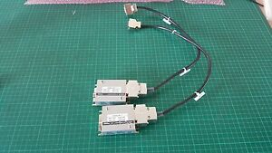 Mitutoyo Linear Scale St320 4s554 081 1 Lot Of 2