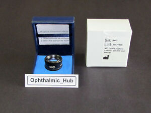 Aspheric Lens 90 D Ophthalmology Optometry slit Lamp Lens