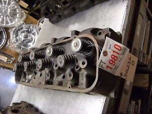 Chevrolet 454 Cylinder Head Cast 346236