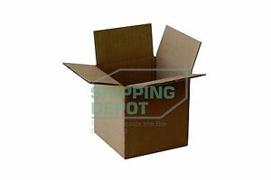 125 5x5x5 Cardboard Shipping Mailing Moving Packing Corrugated Boxes Cartons