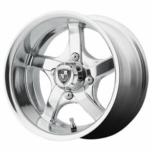 Fairway Alloy Fa137 Rallye 12x6 4x101 6 Offset 20 Hand Polished quantity Of 4