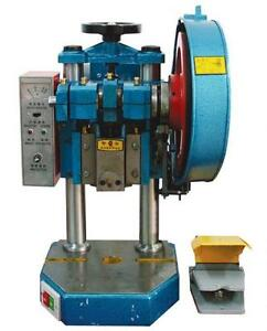 Punch Press 3 Ton 220 single Phase Brand New Free Shipping