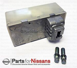 Genuine Nissan 2009 2010 Altima Maxima Ignition Switch Electronic Steering Box