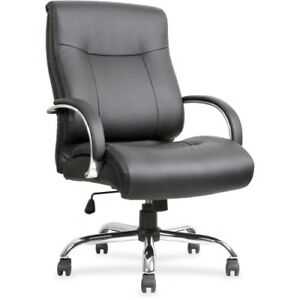 Lorell Deluxe Big Tall Task Chair 450 Lb Capacity Llr40206