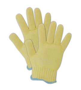 Magid Cutmaster Heavyweight Kevlar Knit Gloves Size 6 12 Pairs