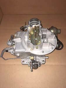 Ford Autolite 2150 1983 84 Ford Truck 302 Aot W Tps Feedback Except Alt