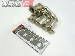 Obx Racing Sports Turbo Header Manifold 2006 2012 Volkswagen Vw Golf Vi 2 0t Mk6
