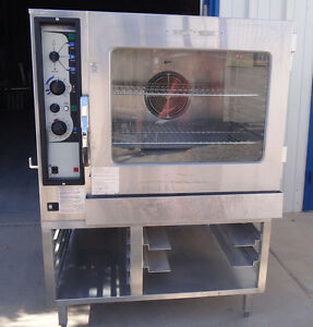 Blodgett Combi B14g ab Gas Combination Oven steamer