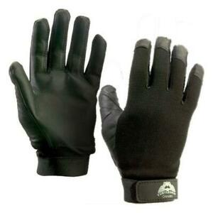 New Turtleskin Duty Police Gloves Cut Puncture Protection Medium Tus006
