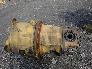 Caterpillar 657b Scraper 657 Transmission Differential Case Nice 9s8794 8s657