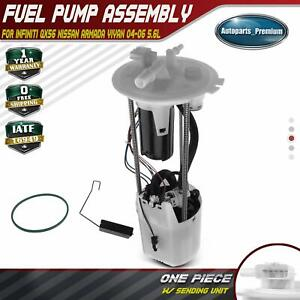 Fuel Pump Module Assembly For Infiniti Qx56 2004 2006 Nissan Armada Titan 5 6l