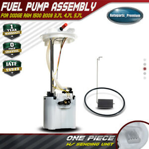 Fuel Pump Module Assembly For Dodge Ram 1500 3 7l 4 7l 5 7l 2008 W 26 Gal Tank