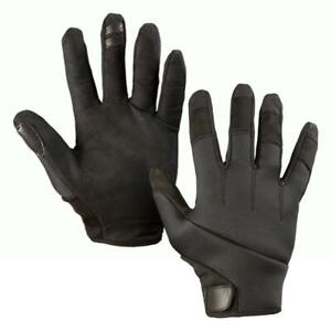 New Turtleskin Alpha Police Gloves Cut Hypodermic Needle Protection Small