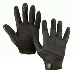 New Turtleskin Alpha Police Gloves Cut Hypodermic Needle Protection X smal