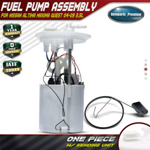 Fuel Pump Module Assembly For 04 09 Nissan Altima Maxima 2 5l 3 5l E8545m