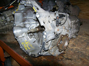 98 04 Vw Passat 1 8 Turbo Audi A4 5 Speed Manual Transmission Ezg 62kmi Gearbox